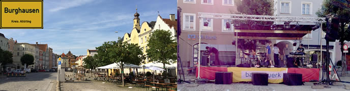 Burghausen Hot House Summer Jazz Night