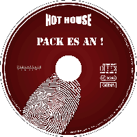 Cover Hot House CD Pack es an